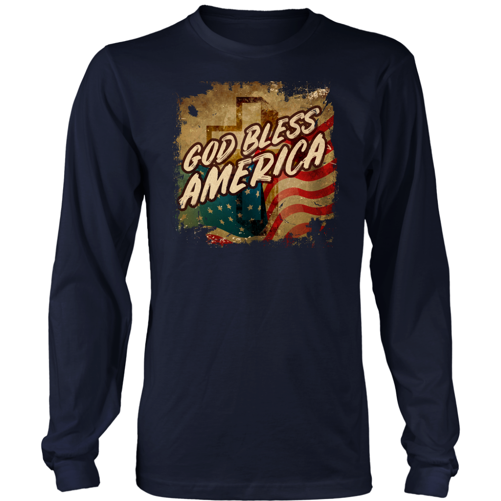 God Bless America (Version 7)