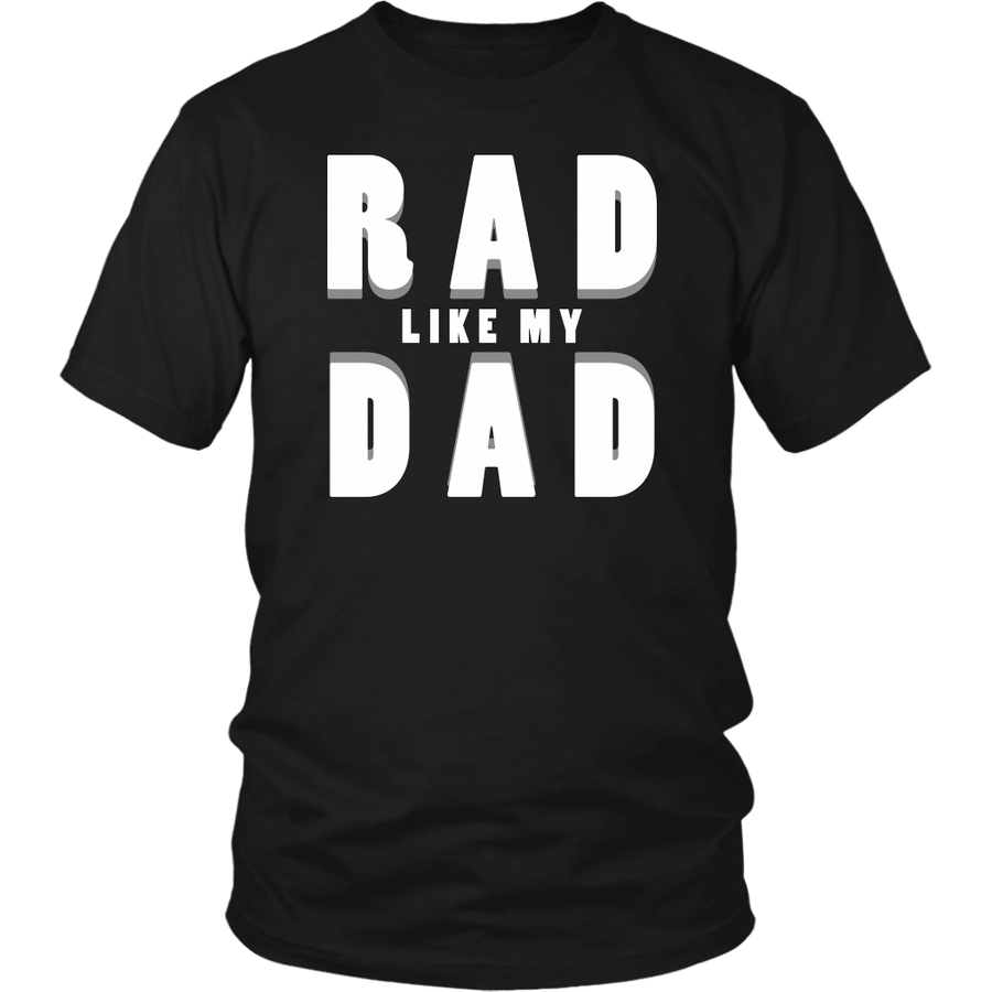 Limited Edition - Rad Like My Dad