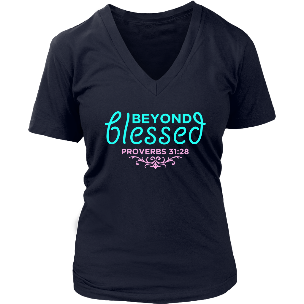 Limited Edition - Beyond Blessed Proverbs 31:28