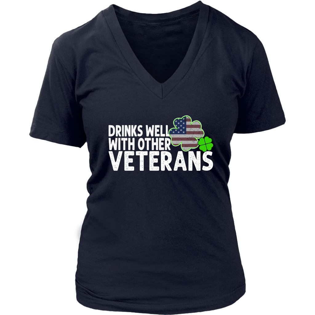 Limited Edition - Drinks Well With Other Veterans