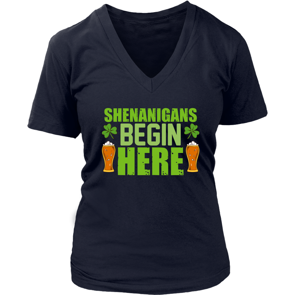Limited Edition - Shenanigans Begin Here