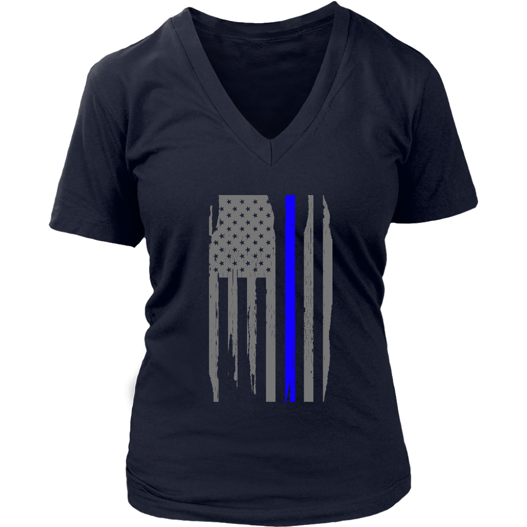 Patriotic Thin Blue Line