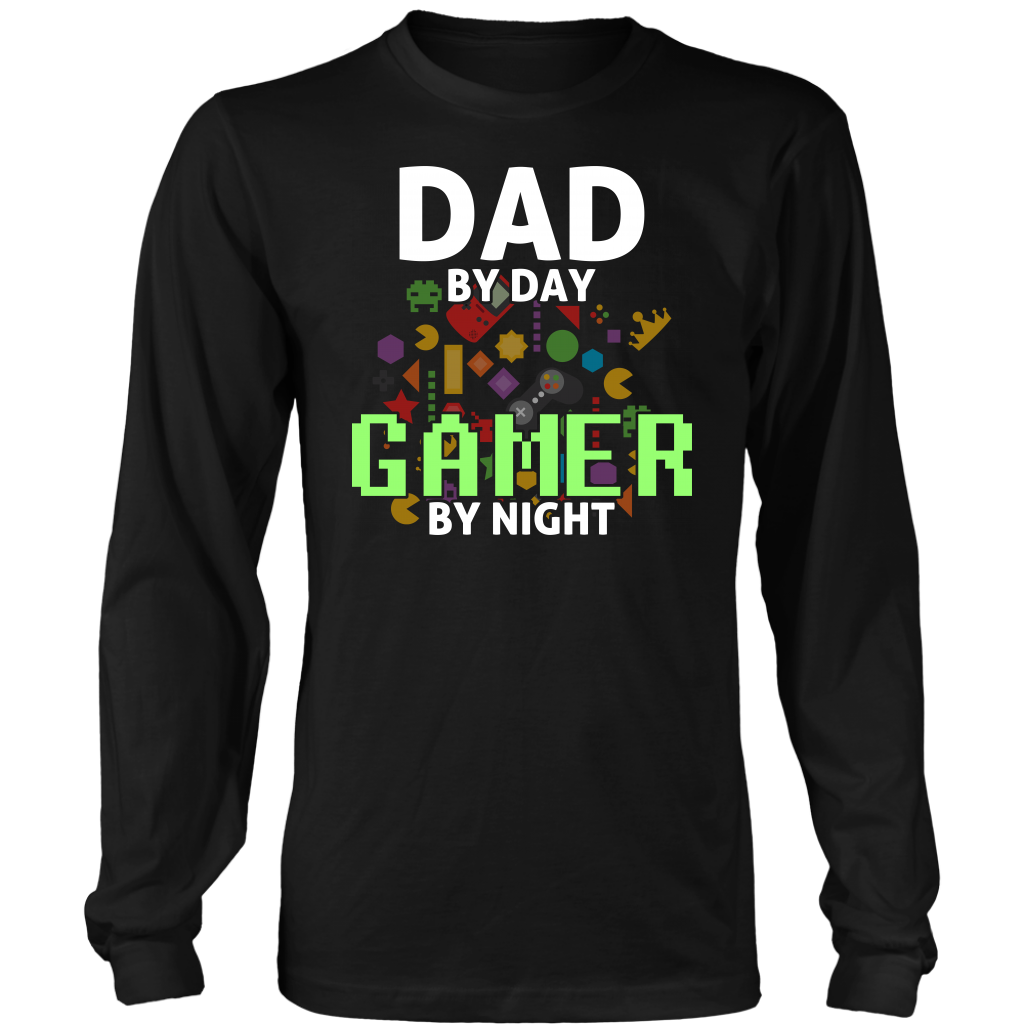 Limited Edition - Dad By Day Gamer By Night