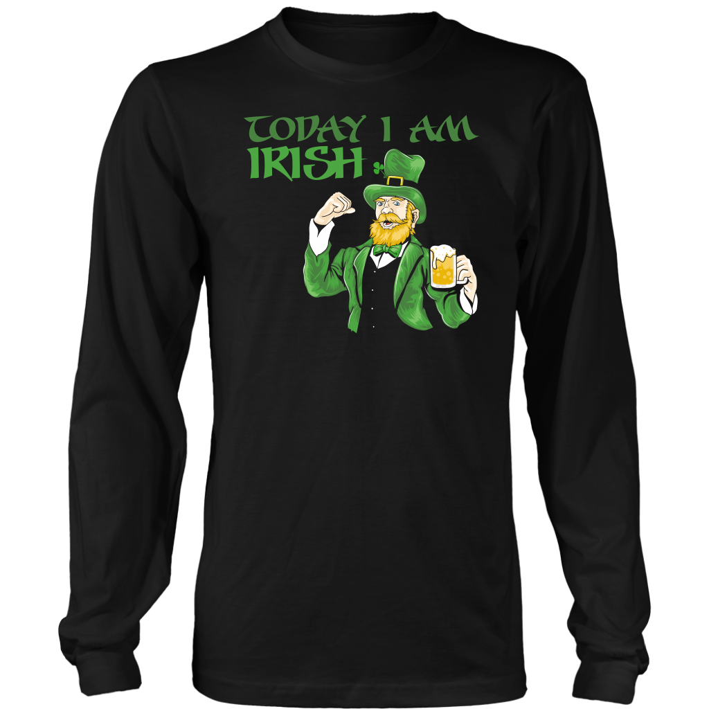 Limited Edition - Today I Am Irish