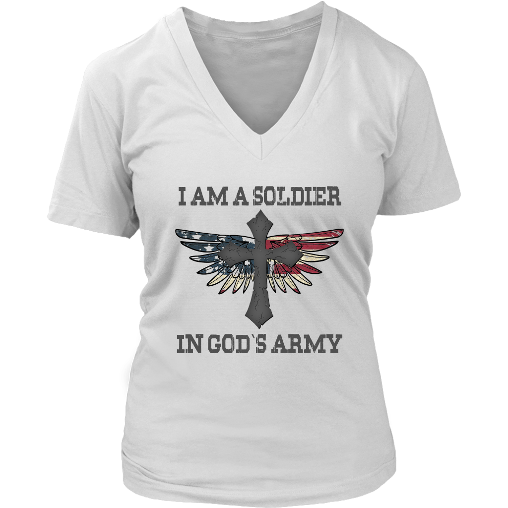 I Am A Soldier In God's Army