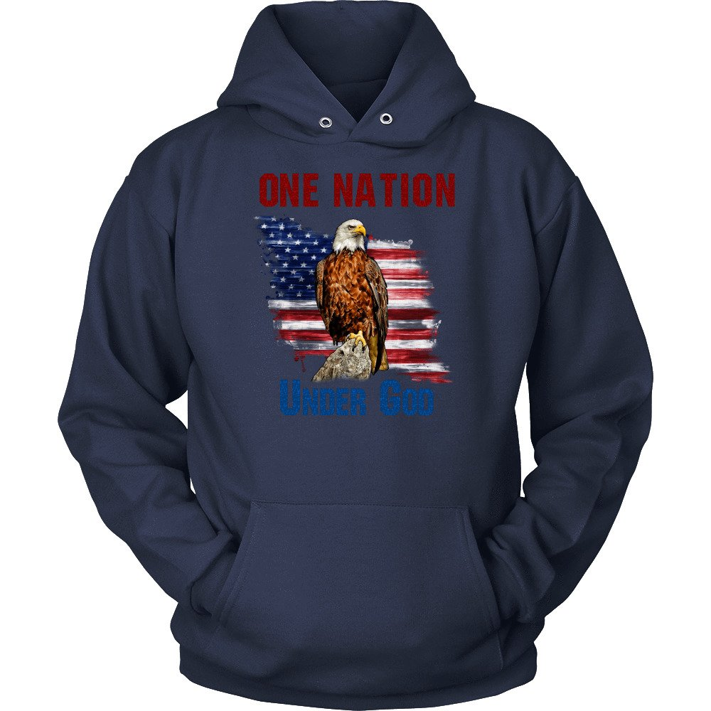 One Nation Under God Eagle