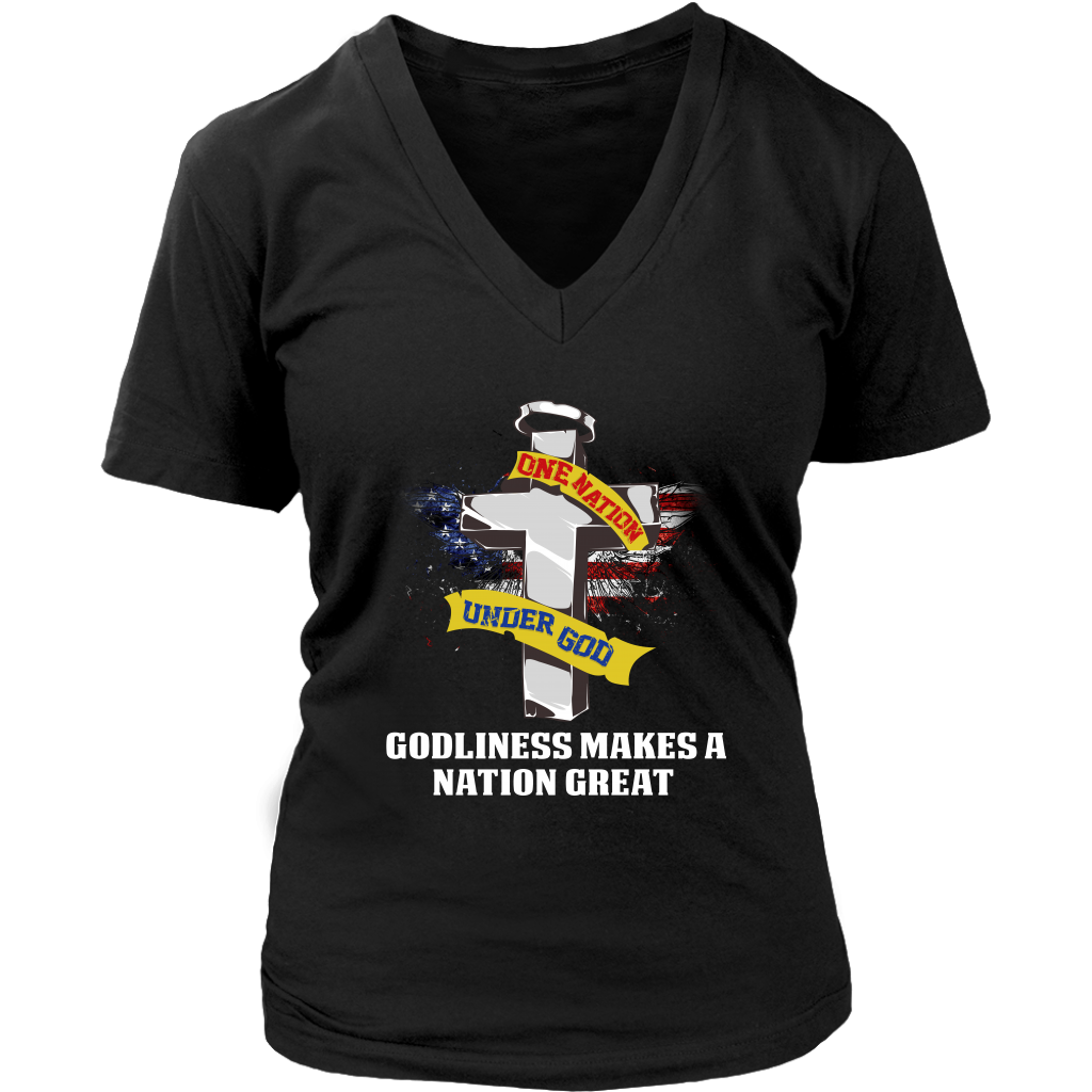 One Nation Under God, Godliness Makes A Nation Great
