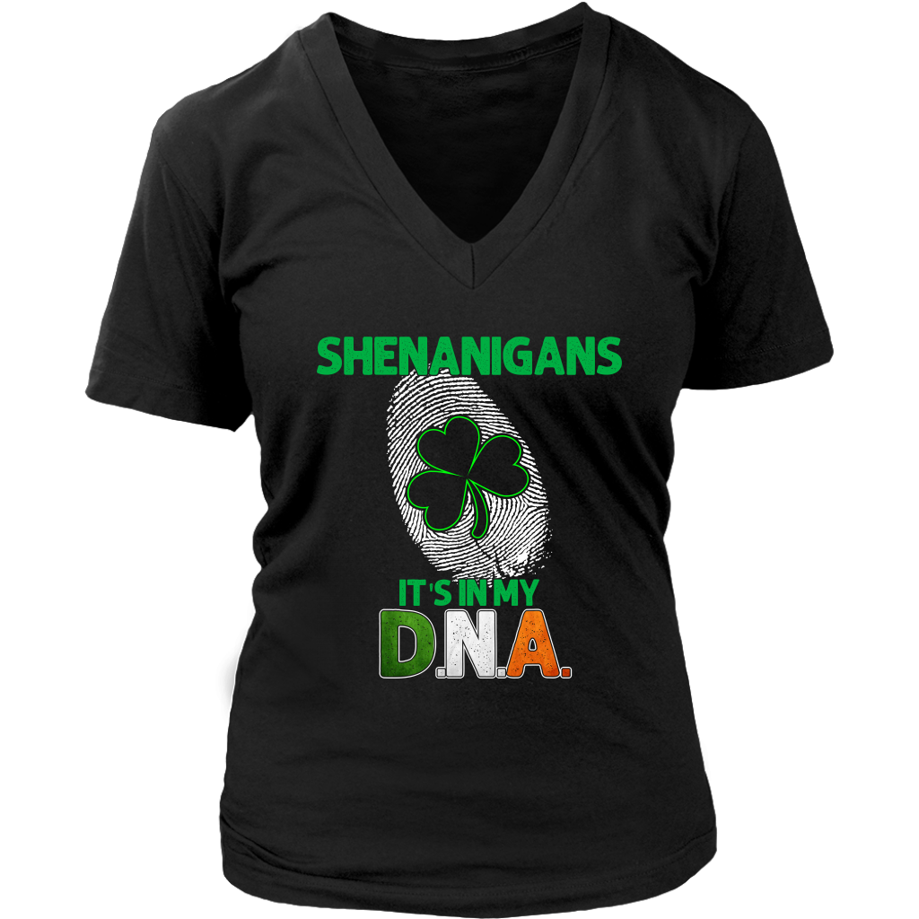 Limited Edition - Shenanigans It's In My D.N.A. (Version 1)