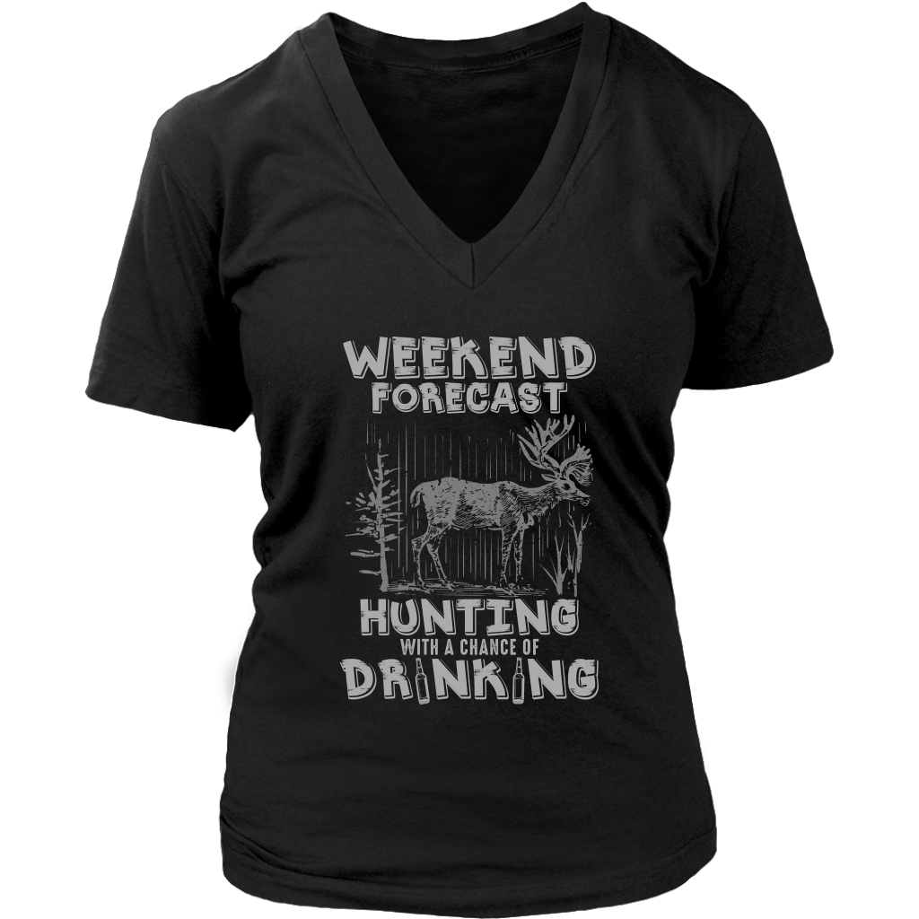 Limited Edition - Weekend Forecast Hunting With A Chance Of Drinking