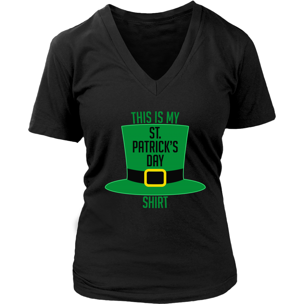 Limited Edition - This Is My St. Patrick's Day Shirt