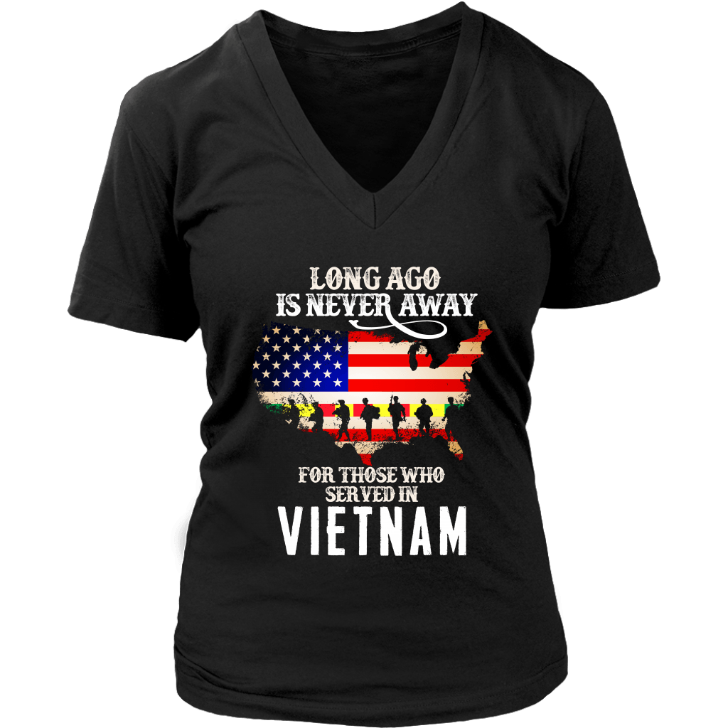 Long Ago Is Never Far Away For Those Who Served In VIETNAM