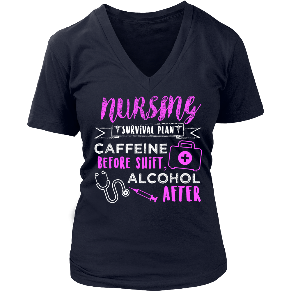 Nursing Survival Plan Caffeine Before Shift, Alcohol After