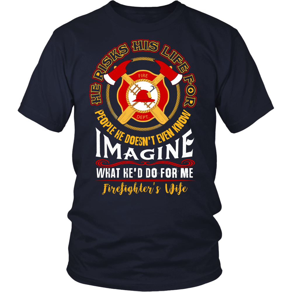 He Risks His Life For People He Doesn`t Even Know Imagine What He`d Do For Me Firefighter`s Wife