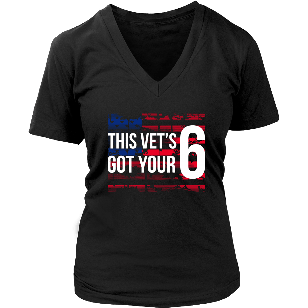 This Vet's Got Your 6