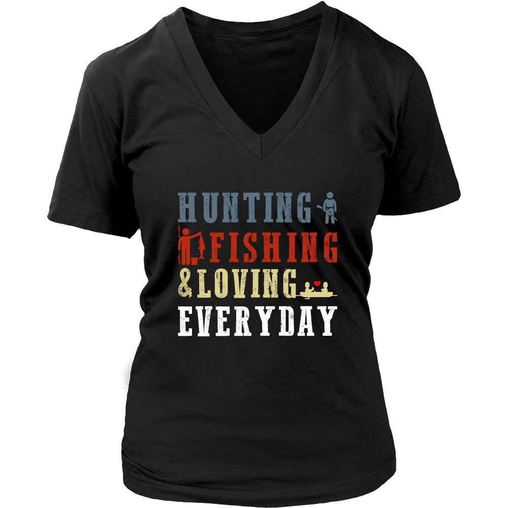 Hunting Fishing & Loving Everyday