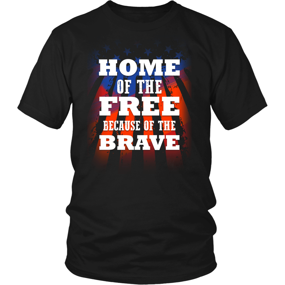Home Of The Free Because Of The Brave (Version 1)