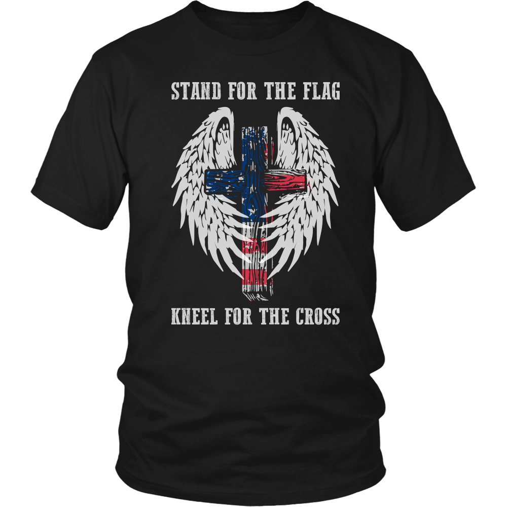 Stand For The Flag (Wide Wings)