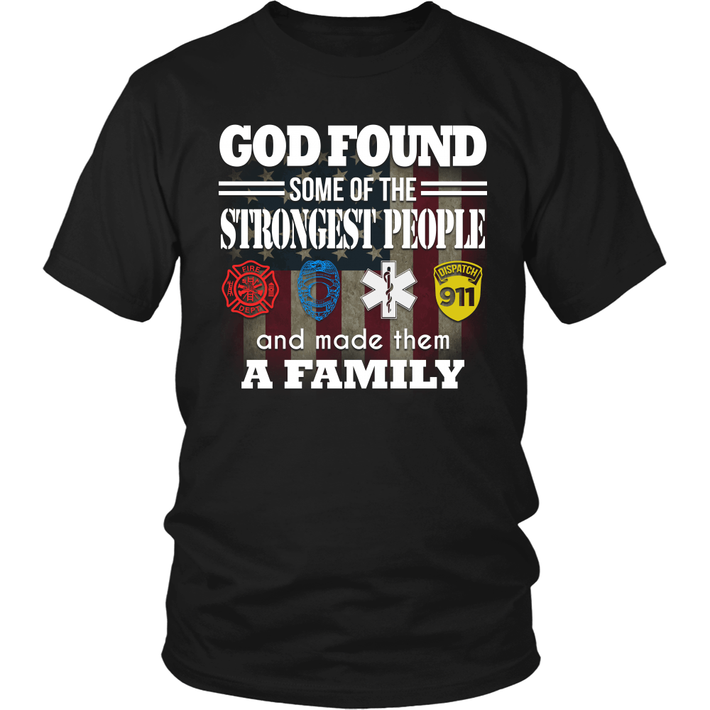 God Found Some Of The Strongest People And Made Them A Family