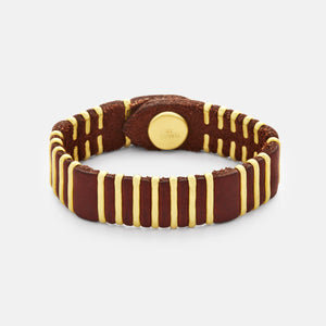 Birch Bark (Brown) 19k Gold
