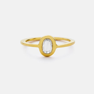 Elysian with Rose Cut Diamond, large