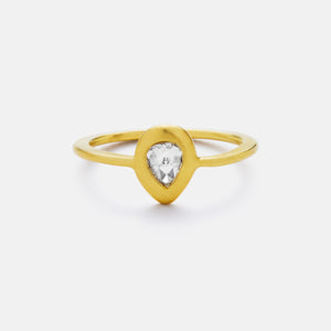 Arcadia with Rose Cut Diamond, large