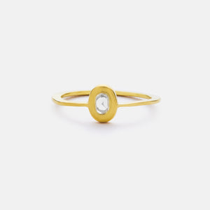Elysian with Rose Cut Diamond, Small
