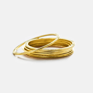 Wafer Stack 19k Gold