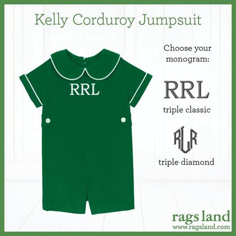 Kelly Corduroy Jumpsuit