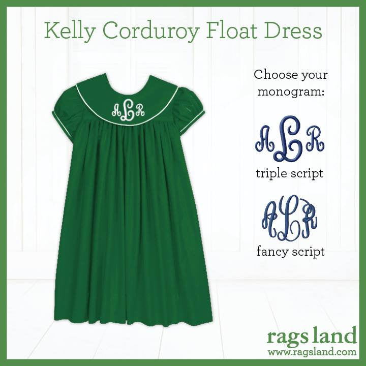 Kelly Corduroy Float Dress