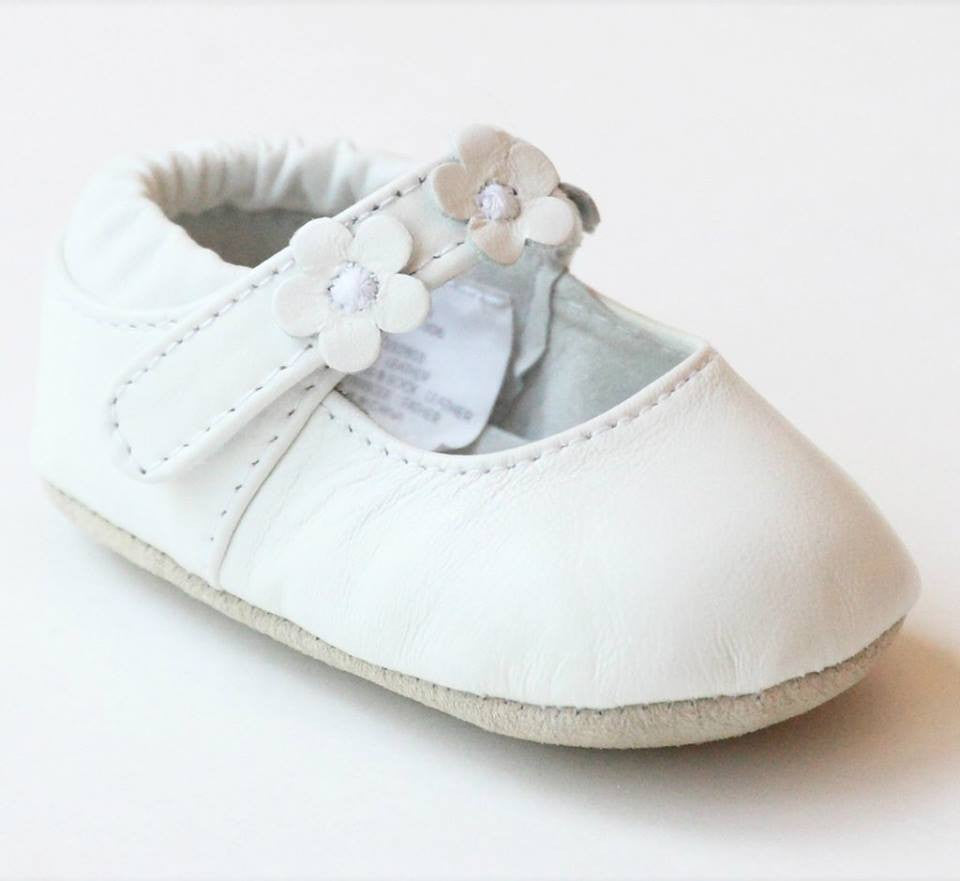 L'Amour Infant Leather Soft Shoe