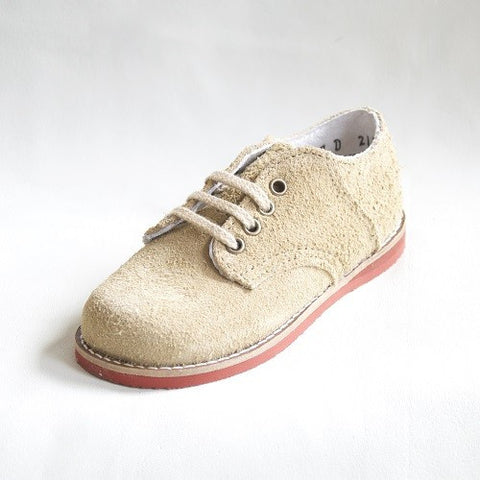 Kepner Scott Tan Saddle Oxford