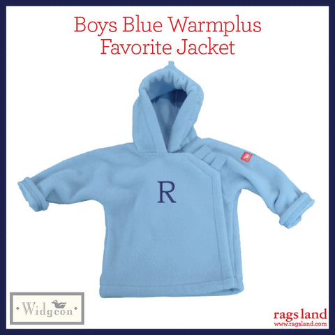 Widgeon Light Blue Warmplus Favorite Jacket