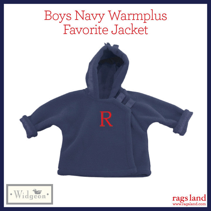 Widgeon Navy Warmplus Favorite Jacket