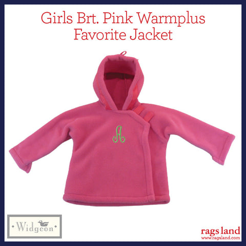 Widgeon Bright Pink Warmplus Favorite Jacket