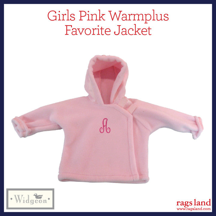 Widgeon Pink Warmplus Favorite Jacket