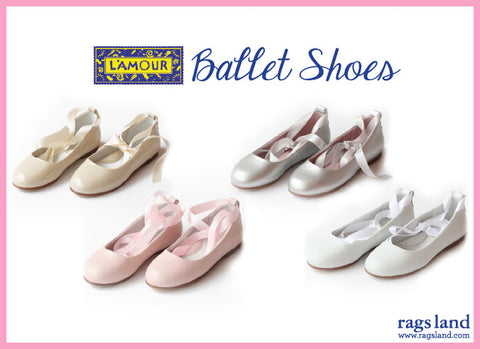 L'Amour Ballet Shoes