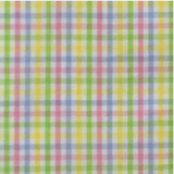 Pastel Checks Girls Sunbubble