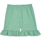 Kelly Classic Checks Ruffle Shorts
