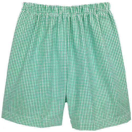 Kelly Classic Checks Shorts