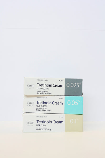 Prescription Tretinoin Cream
