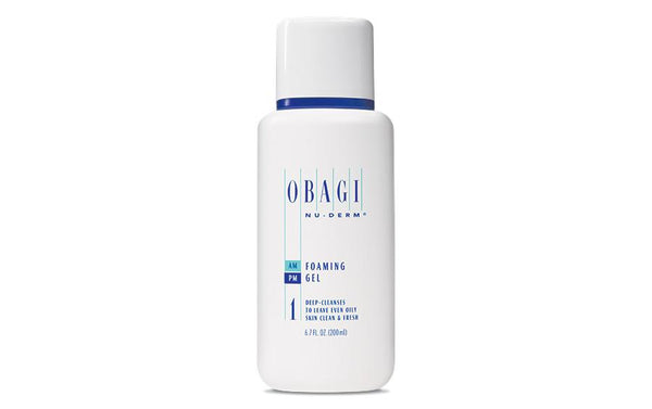 Obagi NuDerm Foaming Gel #1