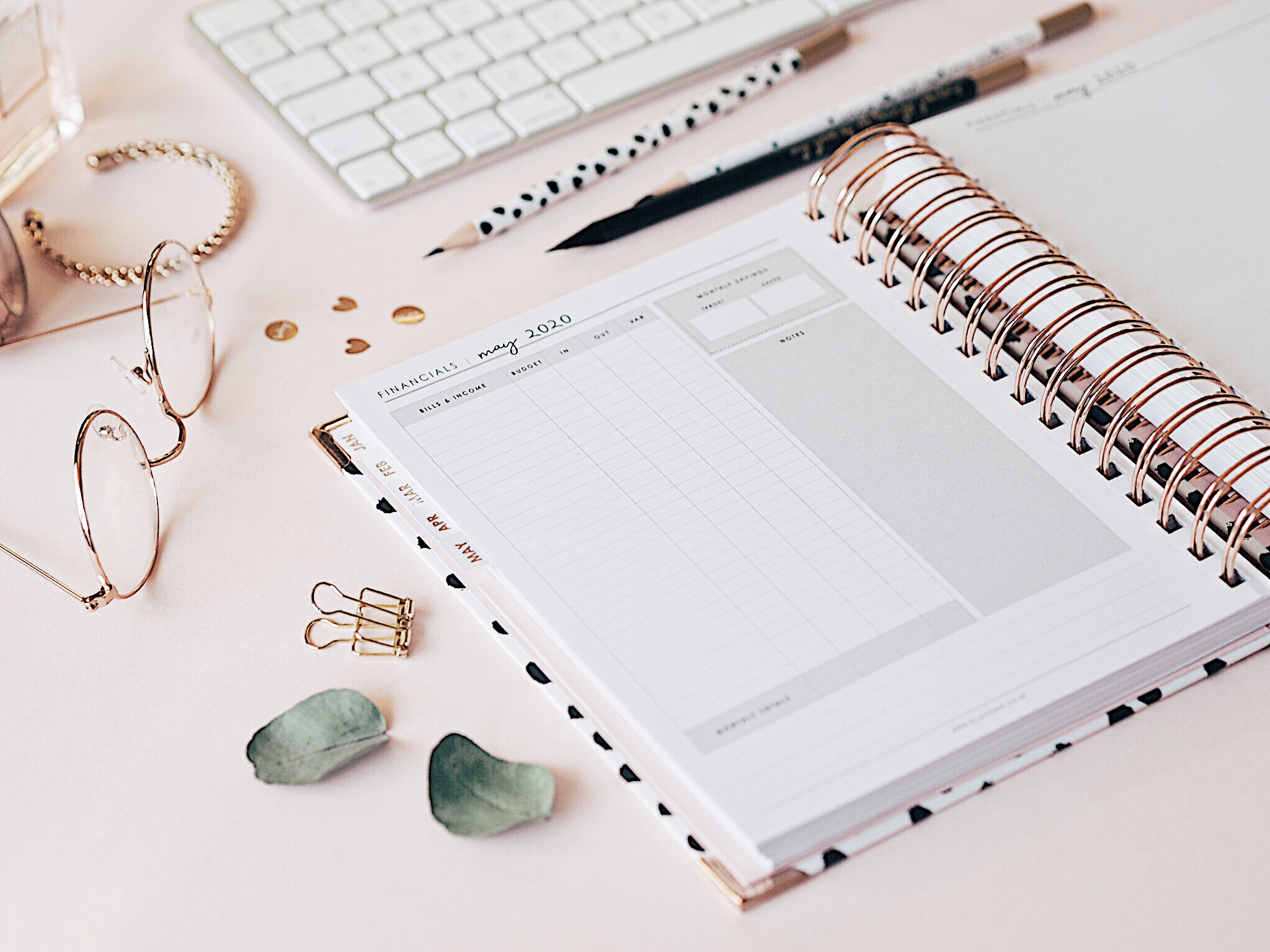 Ella Iconic Blog | Part Four | 3 Steps to Managing Your Finances with CEO of My Own Life® Planner