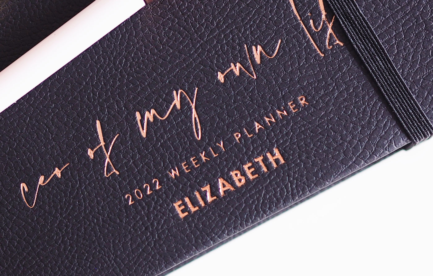 Personalise Your 2022 Planner • Ella Iconic