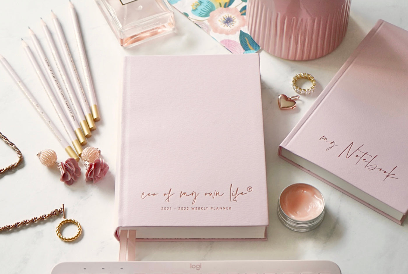 Ella Iconic Stationery | Mid Year 2021/22 CEO of My Own Life® Weekly Planners