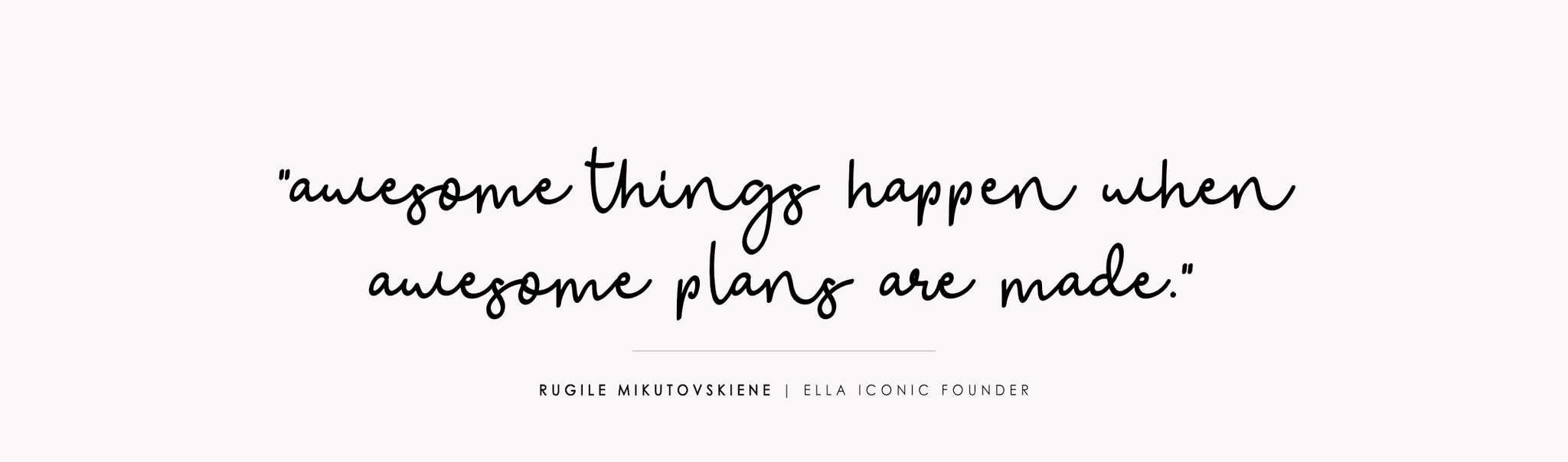 8 Steps To Setting Up Your New 2020 Daily / Weekly CEO of My Own Life® Planner | Ella Iconic Blog