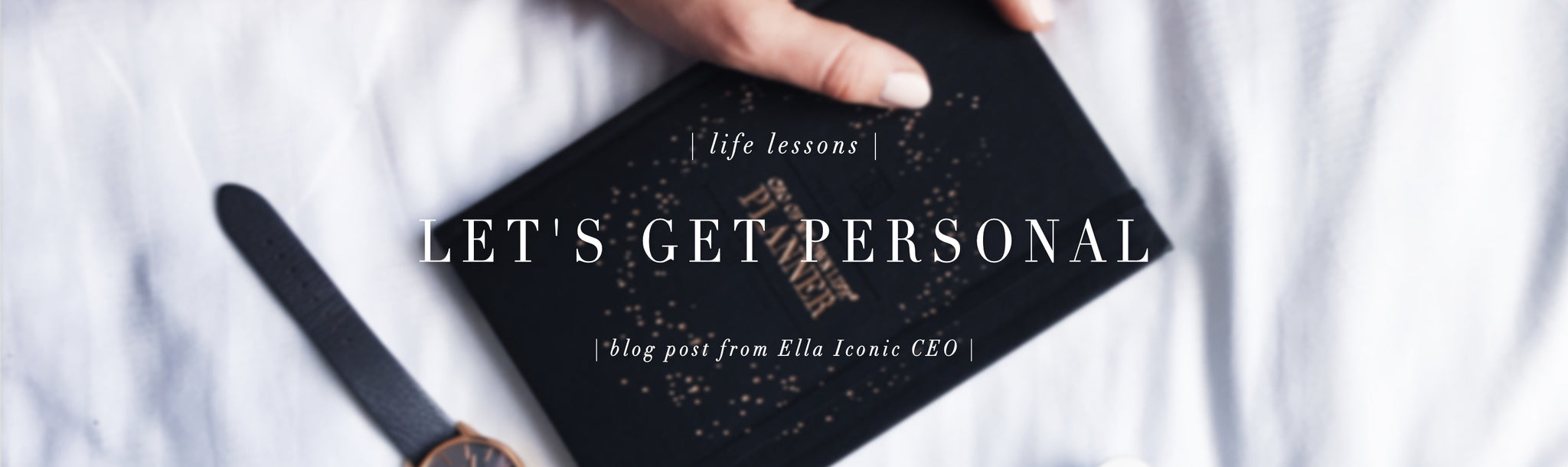 Ella Iconic Blog | How habits tracking changed my life