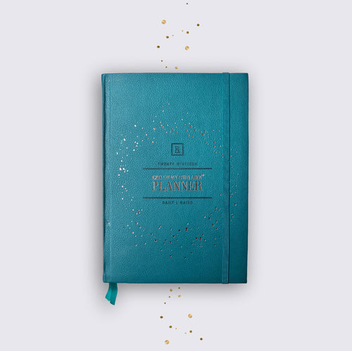 2019 Daily | CEO OF MY OWN LIFE® Planner | Maxi Teal