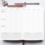2020 Weekly CEO OF MY OWN LIFE® Planner | Classic Black