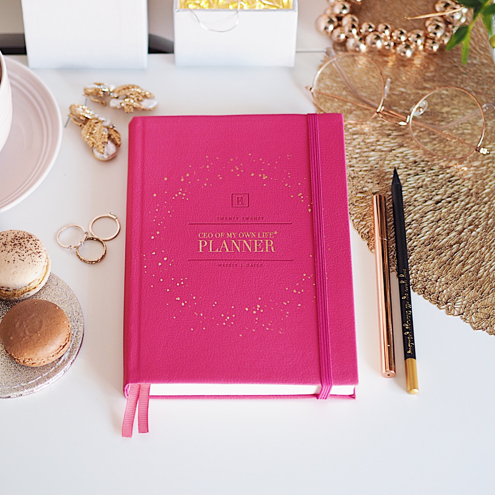 2020 Weekly Planner Diary | Ceo of My Own Life® | Ella Iconic | UK