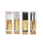 Ella Iconic | Inspirational Gold Foiled Pencils